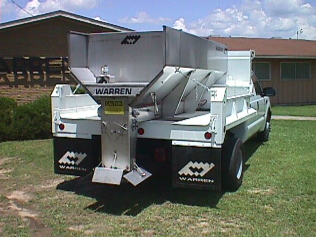 ice control spreaders