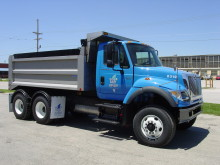 Warren Stainless Steel WXL Dump Body