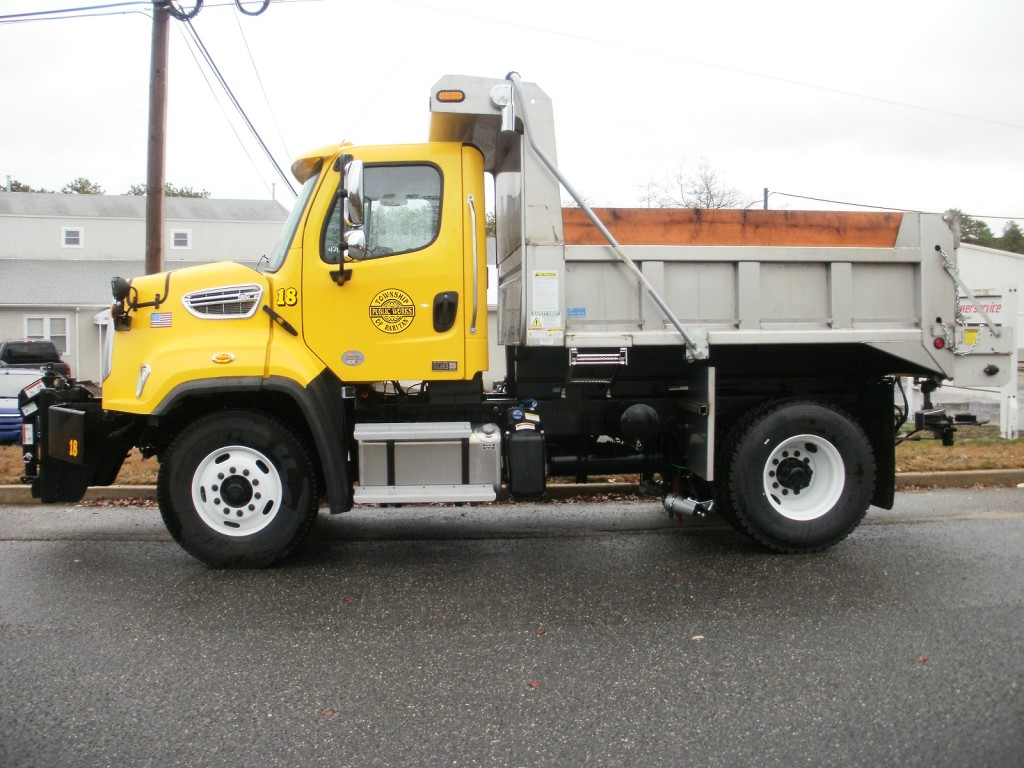 WXL Stainless Steel Dump Body