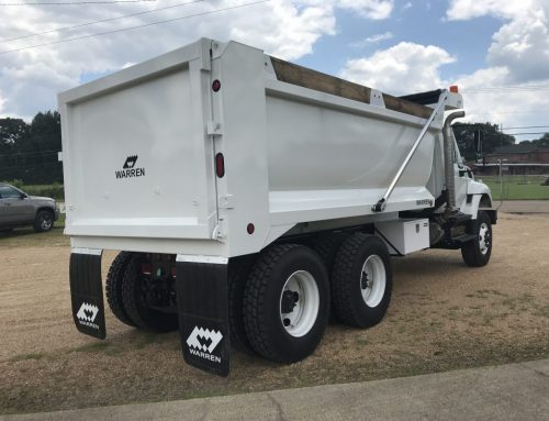 Featured Unit of the Month – Sloped Front Demolition Dump Body