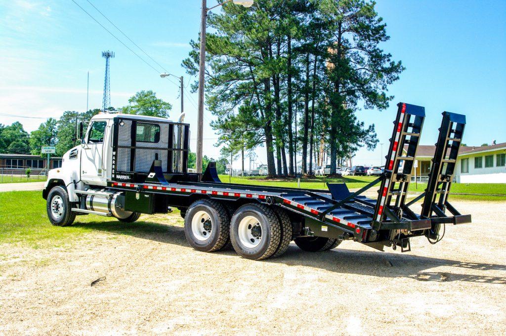 Warren bulldozer body